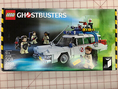 LEGO Ghostbusters Ecto-1 (21108) NEW SEALED BOX