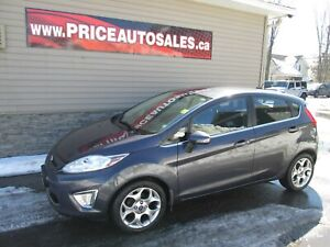 2012 Ford Fiesta SES - HEATED SEATS!!!