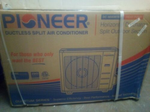 Pioneer Ductless 12000 BTU Mini Split Air Conditioner with H