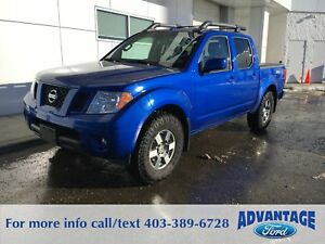 2012 Nissan Frontier PRO-4X Accident Free - low km's!