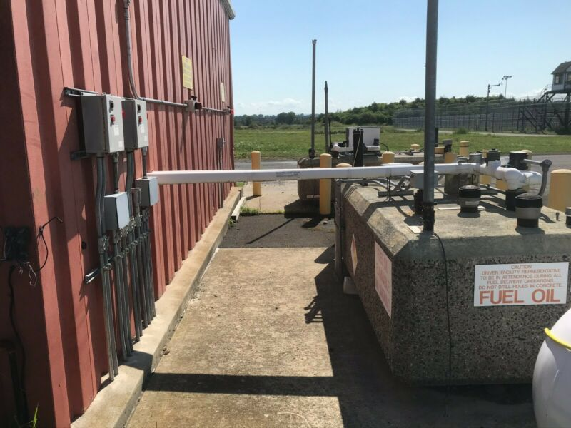 Convault Fuel Tank Above Ground  500 gallon