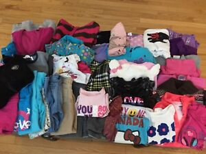 Girls clothing 5-6 all for $20