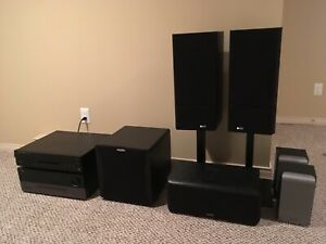Complete Home Audio System