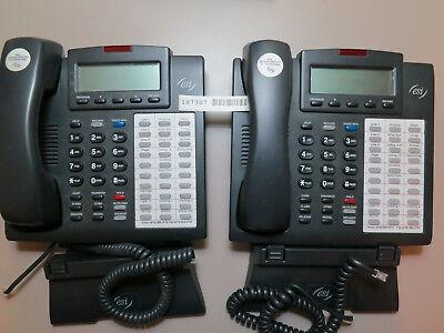 Esi Estech 48 Key H Dpf Ivx Esx-class Digital Display System Phone W10 Phones