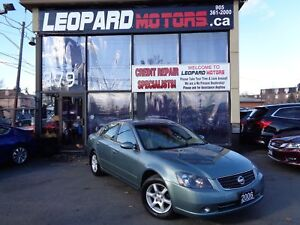 2006 Nissan Altima 2.5,Automatic,Alloy Wheels*Certified*