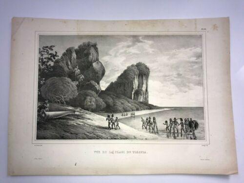 SOLOMON ISLANDS 1833 DUMONT D