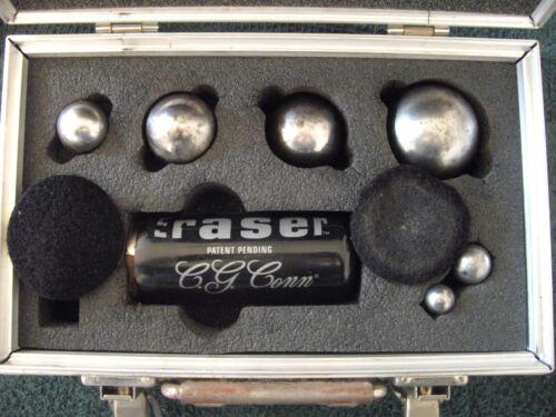 """C. G. Conn """"Dent Eraser"""" High Powered Magnet For Brass And Woodwind Repair-4QSMC"""