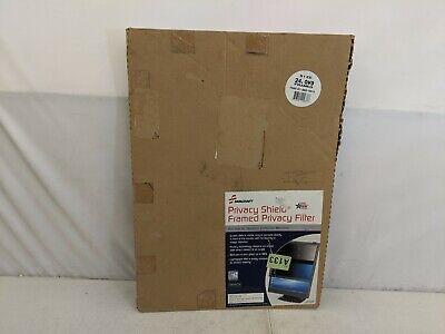 Skilcraft Privacy Shield Framed Privacy Filter 24.0W9 Framed 7045-01-662-0015