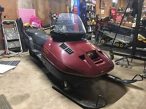 86' SkiDoo Escapade for sale