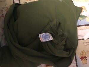 Green Moby Wrap