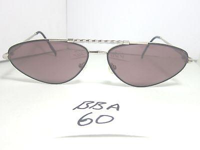 New ORIENT EXPRESS Sunglasses Salzburg Grey Tint Double Bridge (BBA-60)