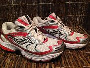 Womens Saucony Running Shoes Size 8