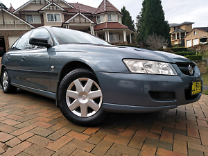 2004 Holden VZ Commodore - November rego! Just Serviced! Tow bar! Castle Hill The Hills District Preview