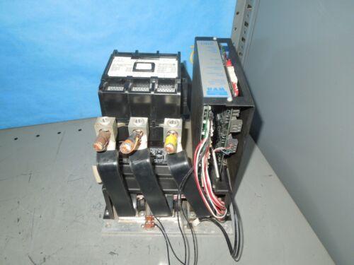 Ram Industries RAM-DBSB1A 30-100hp 208-575V 110FLA Digital Bypass Starter Used