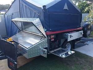 2015 MDC camper trailer Broadbeach Gold Coast City Preview