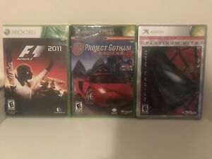 Sealed Xbox Games