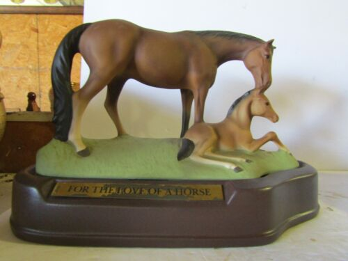 Jim Beam For The Love Of A Horse Decanter