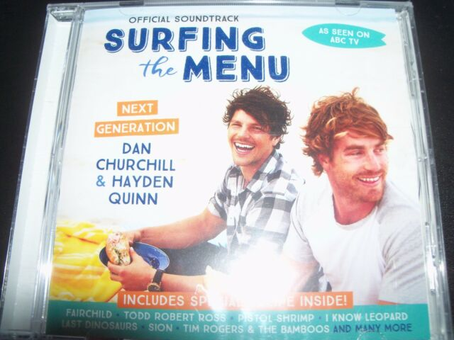 Surfing The Menu ABC TV Various Soundtrack (Australia) CD - NEW