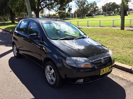 For Sale: Holden Barina Hatchback 2005