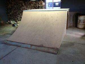 Quarter pipe for sale