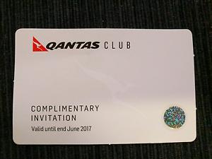 Qantas club lounge pass Sydney City Inner Sydney Preview