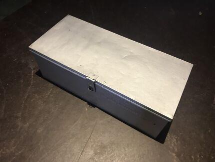 Metal Lockable Tool Box