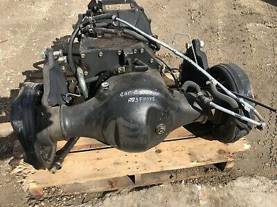 Cat Forklift Differential And Trans For C6000-lp At813f10745