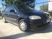 2002 Holden Astra City TS Automatic Sedan REGO AND RWC INCLUDED Moorabbin Kingston Area Preview
