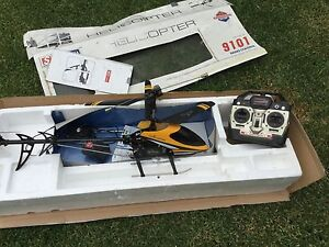 Radio control helicopter Glendenning Blacktown Area Preview