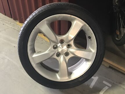 Wanted: Tyres x 4 18inch