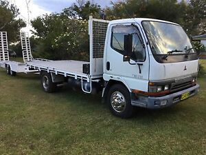 Mitsubishi Canter car carrier Coffs Harbour Coffs Harbour City Preview
