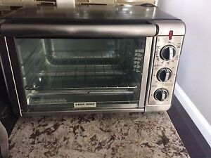 Barely used Toaster Oven