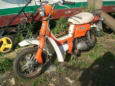 Suzuki/fz/50/fs/moped/classic/project/barn find/vintage/restoration/
