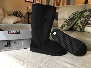 2 pairs of Costco brand Shearling Boots (pending pickup)