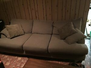Big comfy couch!