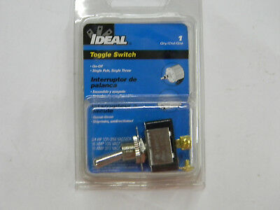 New Ideal Toggle Switch 4frl6 Connections 2 On - Off H4