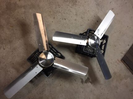 Ceiling Fan - Stainless Steal