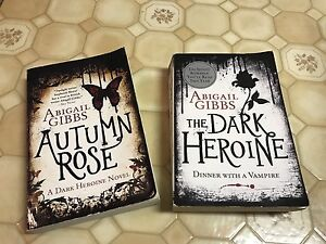 Dark Heroine Series - by Abigail Gibs