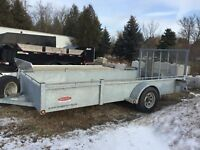2015 Dura Trail Galvanized Steel Sled/Dirt - Open Guelph Ontario Preview