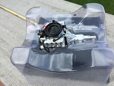 1:18 ACME FORD MUSTANG BOSS 429 ENGINE AND TRANSMISSION A1801836E