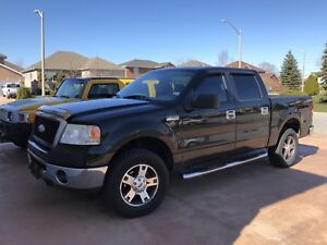 2006 Ford F-150 4x4 SuperCab *Safety Available* + RUNS GREAT!