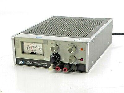 Agilent Hp Keysight 6177c Dc Current Source
