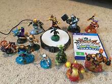 PS4 Skylander Swap Force Lot With Figures, Portal And Game Disk Beaumaris Bayside Area Preview