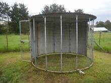 Bird Aviary large round The Oaks Wollondilly Area Preview