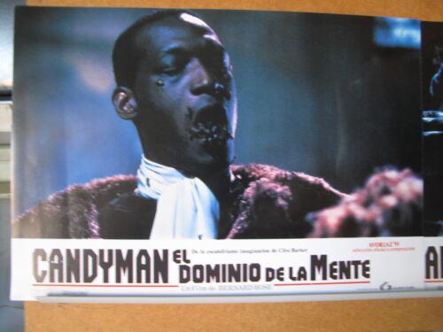 582 Candyman, el dominio de la mente Virginia Madsen,  Tony Todd,  Kasi Lemmons,