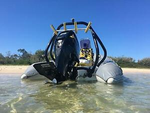 14ft Inflatable 2014 60HP Mercury Molendinar Gold Coast City Preview