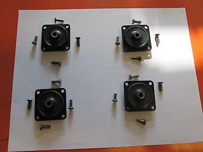 Radiator Mounting Pads Forjohn Deere - M 40 320 330 420 430 435 440