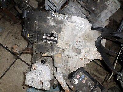 Opel Vactra C 2.2 DTI Schaltgetriebe F35 92KW 125PS 155000 KM 5 Gang gearbox, gebraucht gebraucht kaufen  Körner