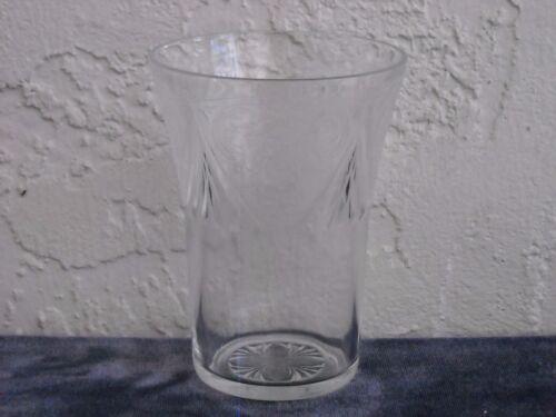 Royal Lace Water Tumbler  Crystal