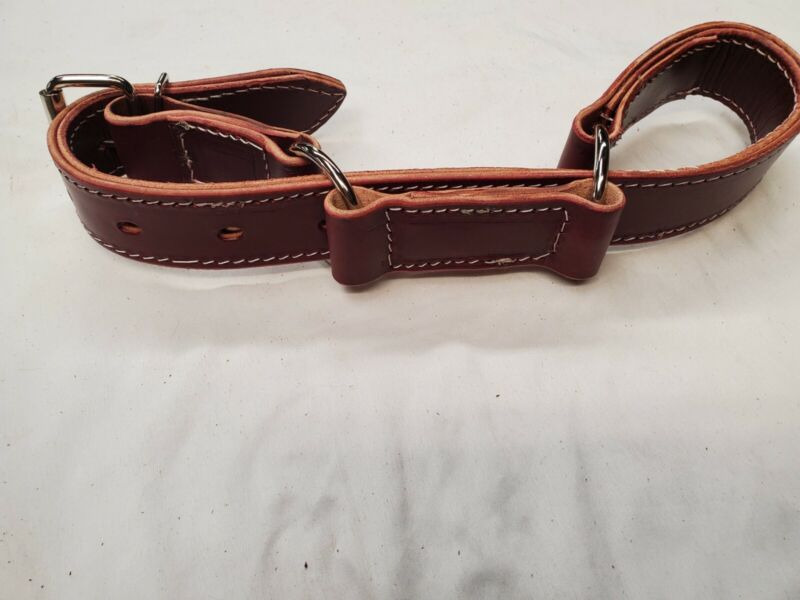 """Leather Horse Hobbles 1""""3/4 /Horse tack/ Horse riding/Made in U.S.A."""